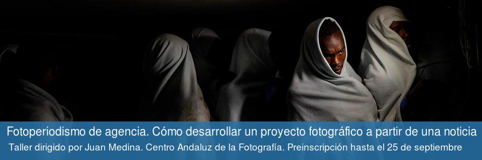 Fotoperiodismo de agencia. Cómo desarrollar un proyecto fotográfico a partir de una noticia de actualidad
