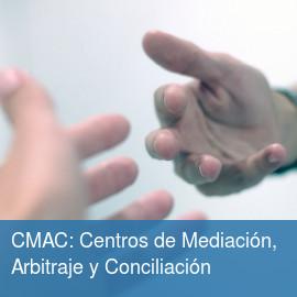 CMAC: Centros de Mediación, Arbitraje y Conciliación