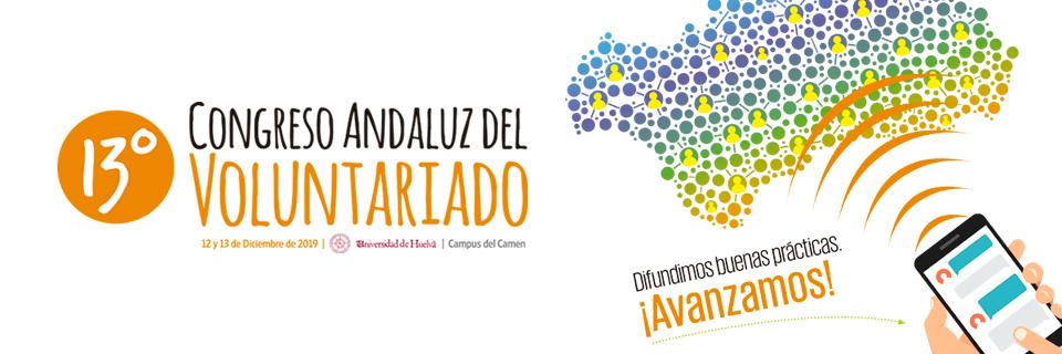 XIII Congreso Andaluz de Voluntariado 2019
