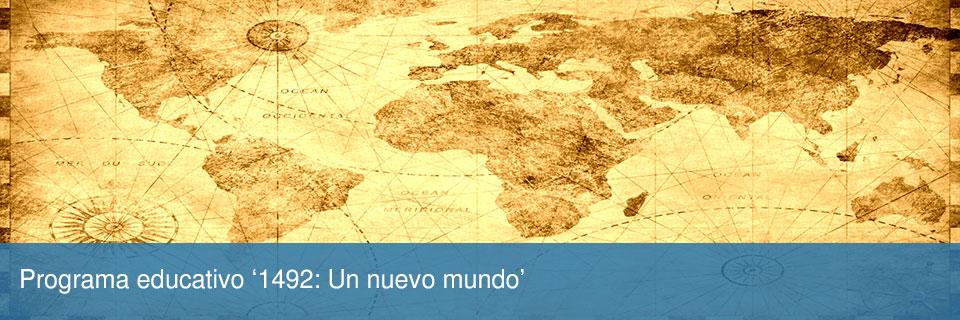 1492: Un nuevo mundo