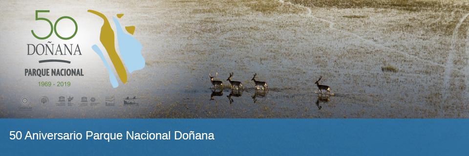 50 Aniversario Doñana