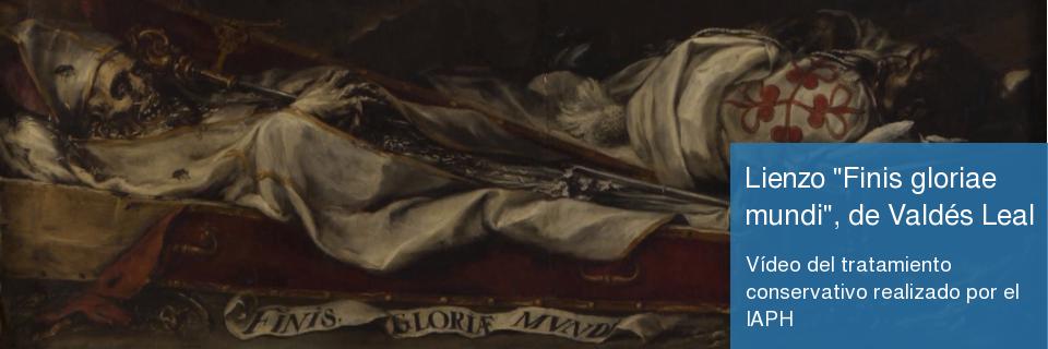 Finis Gloriae Mundi de Valdés Leal