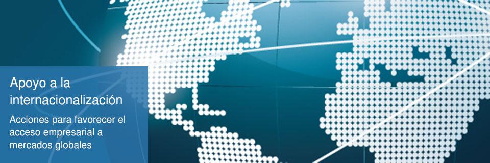 Apoyo a la internacionalización PTA