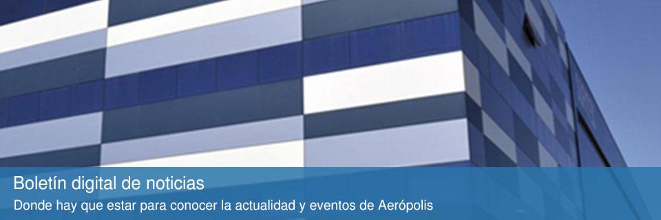 Boletín digital de noticias de Aerópolis