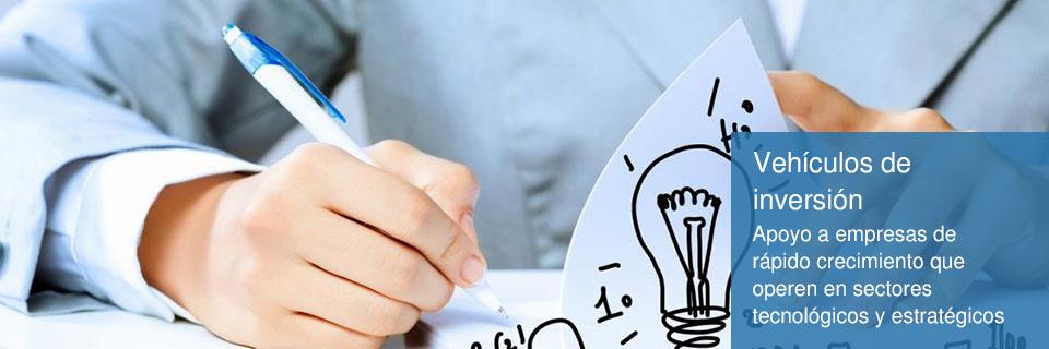 Vehículos de inversión Innova Venture
