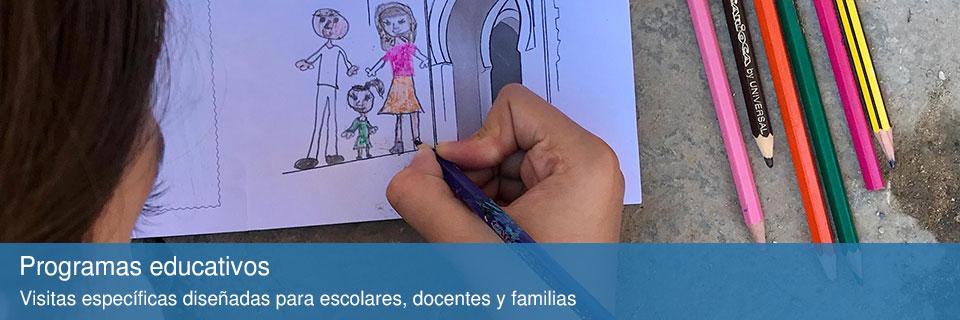 Programas educativos Fundación Pública Andaluza Rodríguez-Acosta
