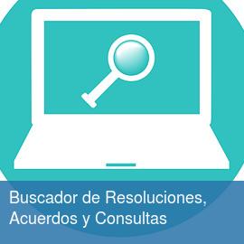 Buscador de Resoluciones, Acuerdos y Consultas