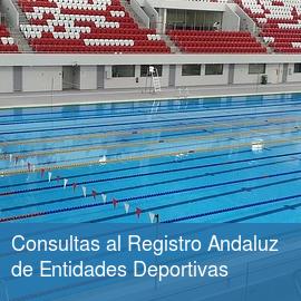 Consultas al Registro Andaluz de Entidades Deportivas