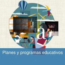 Planes y programas educativos