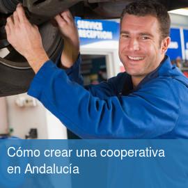 Cómo crear una cooperativa en Andalucía