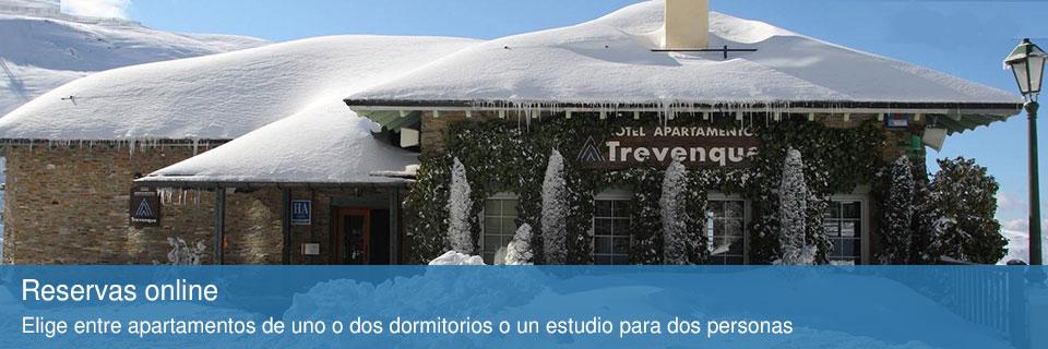 Reservas online Apartahotel Trevenque
