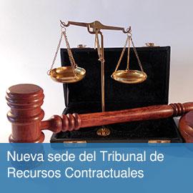 Nueva sede del Tribunal de Recursos Contractuales