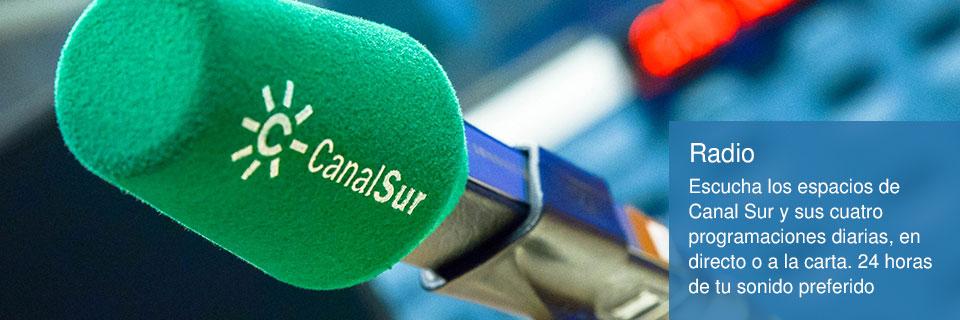 Radio de Canal Sur Radio y Televisión