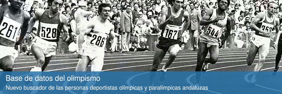 Base de datos del olimpismo