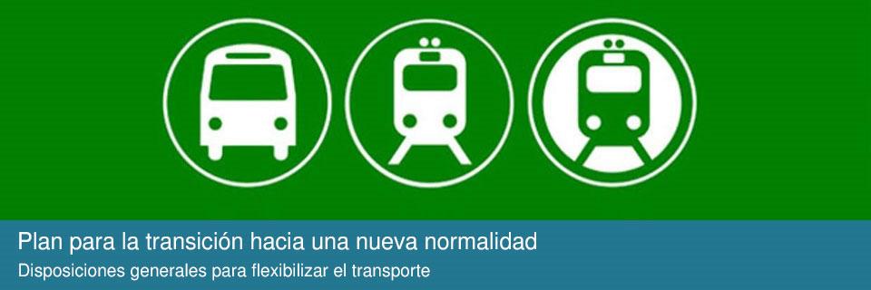 Plan para la transición hacia una nueva normalidad Corsorcio Málaga