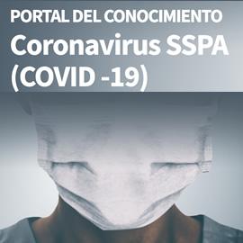 Portal del Conocimiento. Coronavirus SSPA (COVID-19)