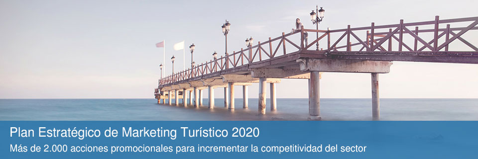 Plan Estratégico de Marketing Turístico 2020