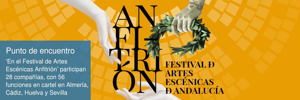 Festival de Artes Escénicas de Andalucía Anfitrión