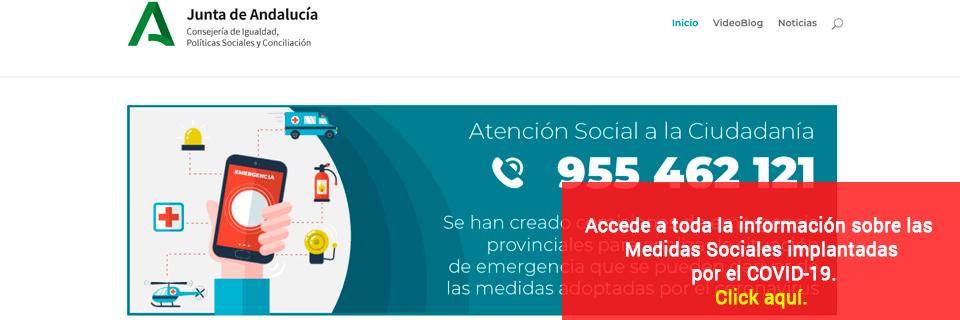 Web Medidas Sociales