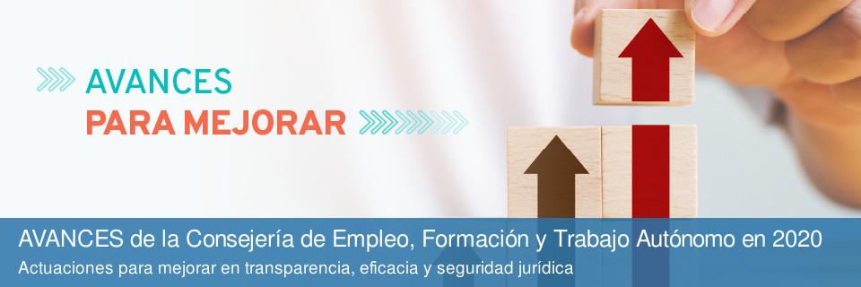 Avances para mejorar / Actuaciones 2020 en CEFTA