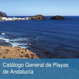 Catálogo General de Playas de Andalucía