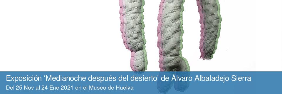 Exposición 'Medianoche después del desierto' de Álvaro Albaladejo Sierra
