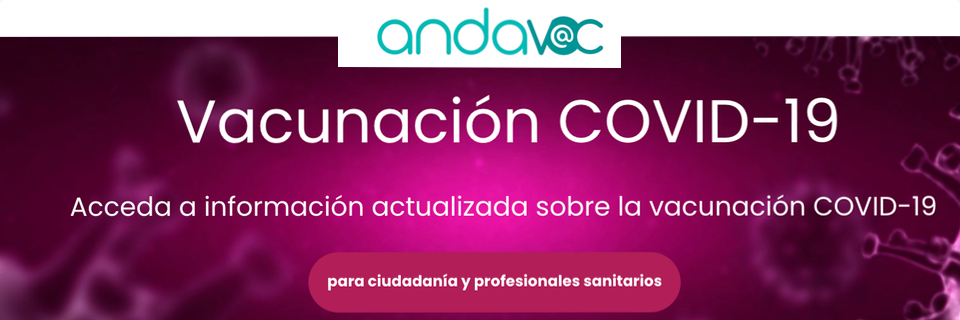 Vacunación COVID-19. Acceda a información actualizada sobre la vacunación COVID-19