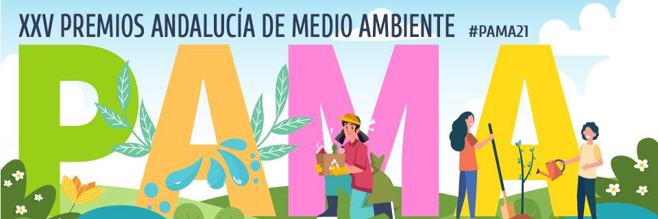 Premios de Medio Ambiente de Andalucía 2021 [PAMA]