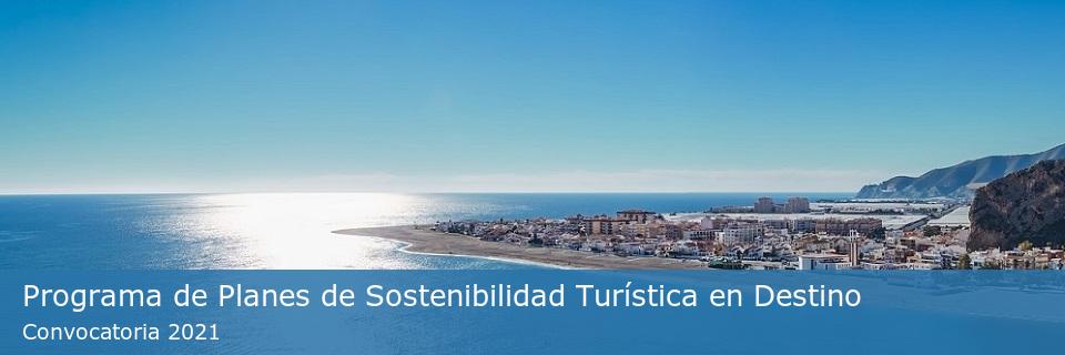 Programa de Planes de Sostenibilidad Turística en Destino