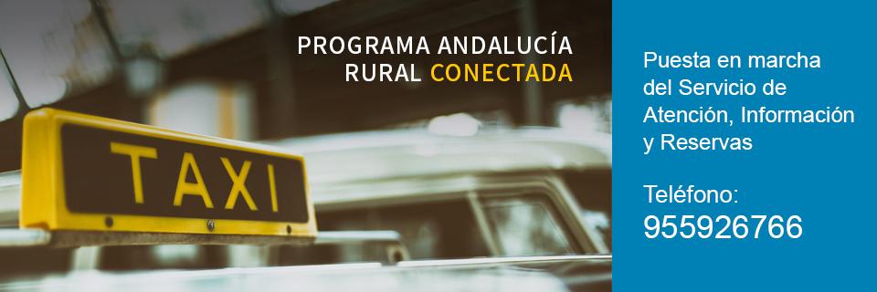 Programa Andalucía Rural Conectada