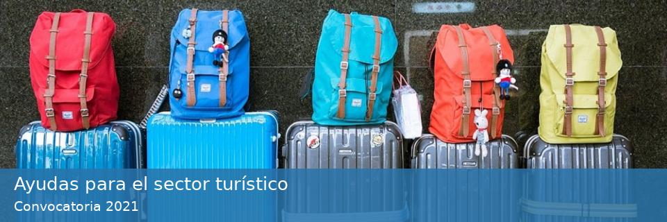 Subvenciones de Turismo 2021