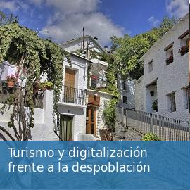 Jornadas contra la despoblación a través del Turismo Interior y la Digitalización