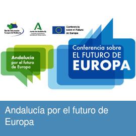 Andalucía por el futuro de Europa