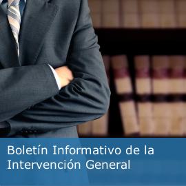 Boletín Informativo de la Intervención General