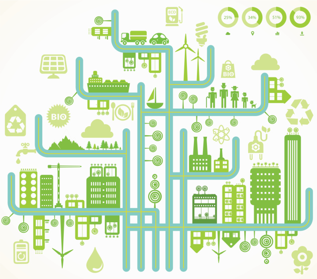 imagen sobre smart city