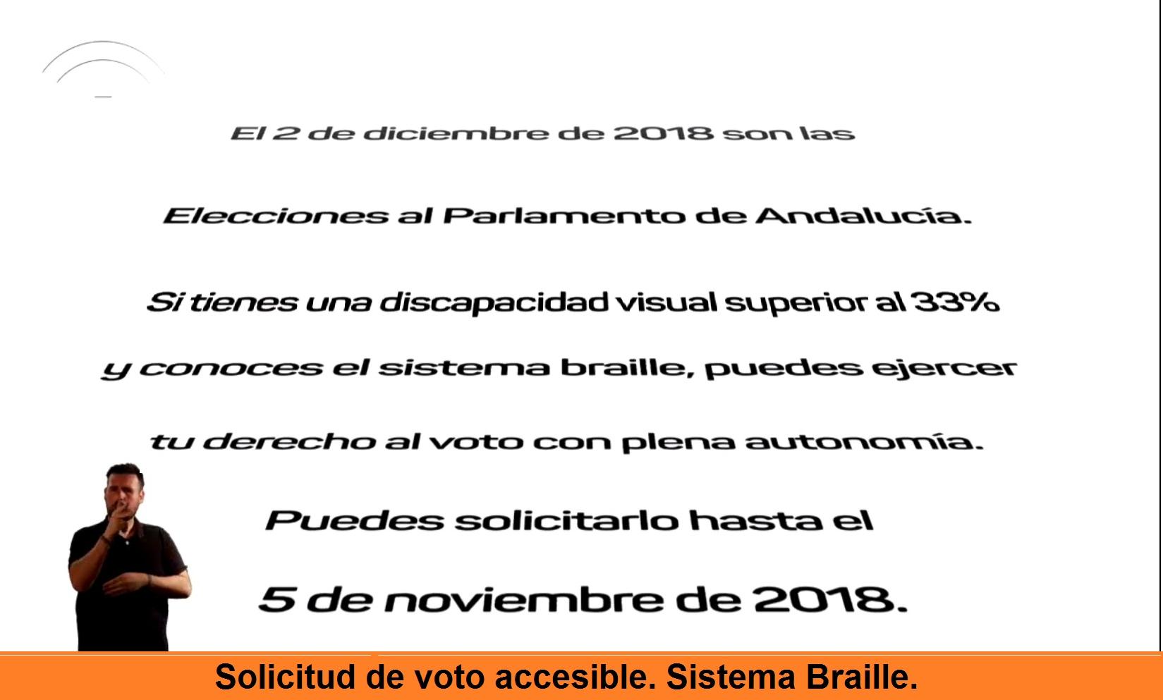 Voto Braille