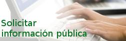 Realizar una solicitud de acceso a información pública