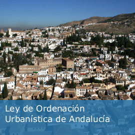 Ley de ordenación urbanística de Andalucía