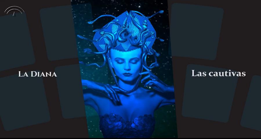 """La Diana presenta """"Las Cautivas"""""""