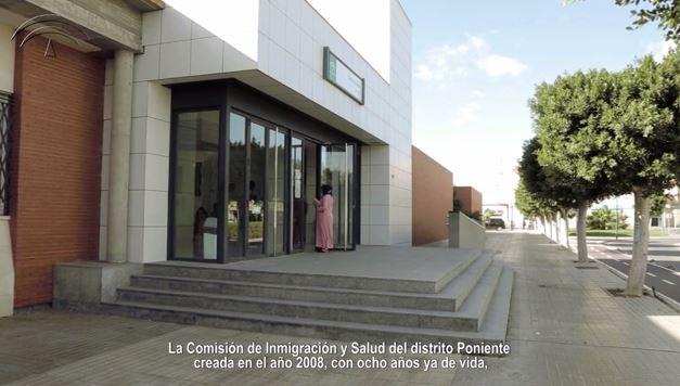 Trabajo premiado modalidad Sensibilización Social. Premios Andalucía sobre Migraciones XII