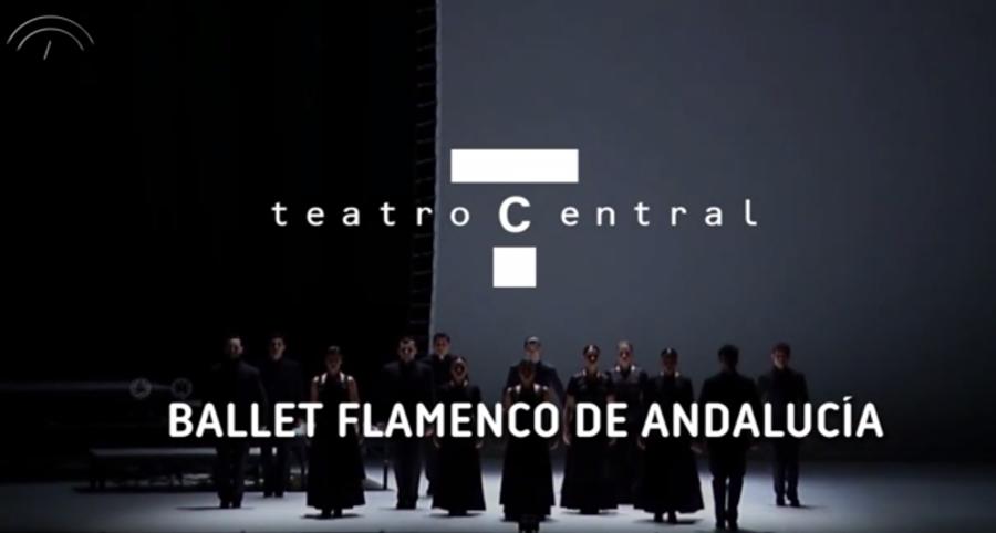 Ballet Flamenco de Andalucía. FlamencoLorquiano. Teatro Central
