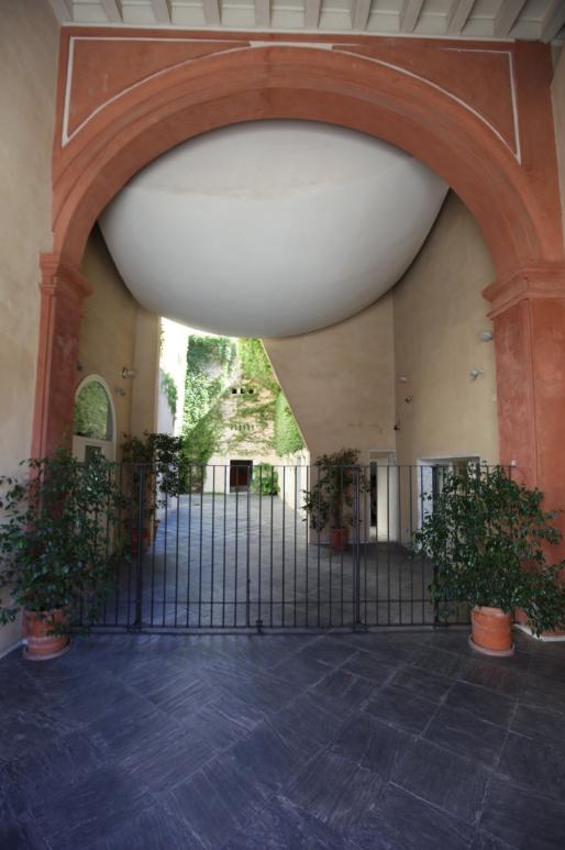 Interior Palacio de Altamira