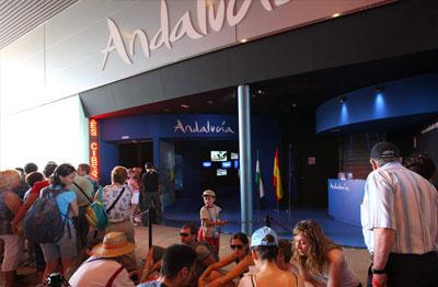 Andalucía en Expo Zaragoza 2008