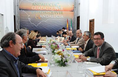Guadalquivir andaluz
