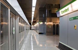 Estación de Cavaleri