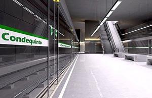 Estación de Condequinto