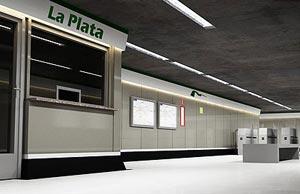 Estación de Prado de La Plata