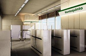 Estación de Montequinto