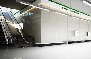 Estación de Prado de Pablo de Olavide