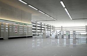 Estación de San Juan Alto